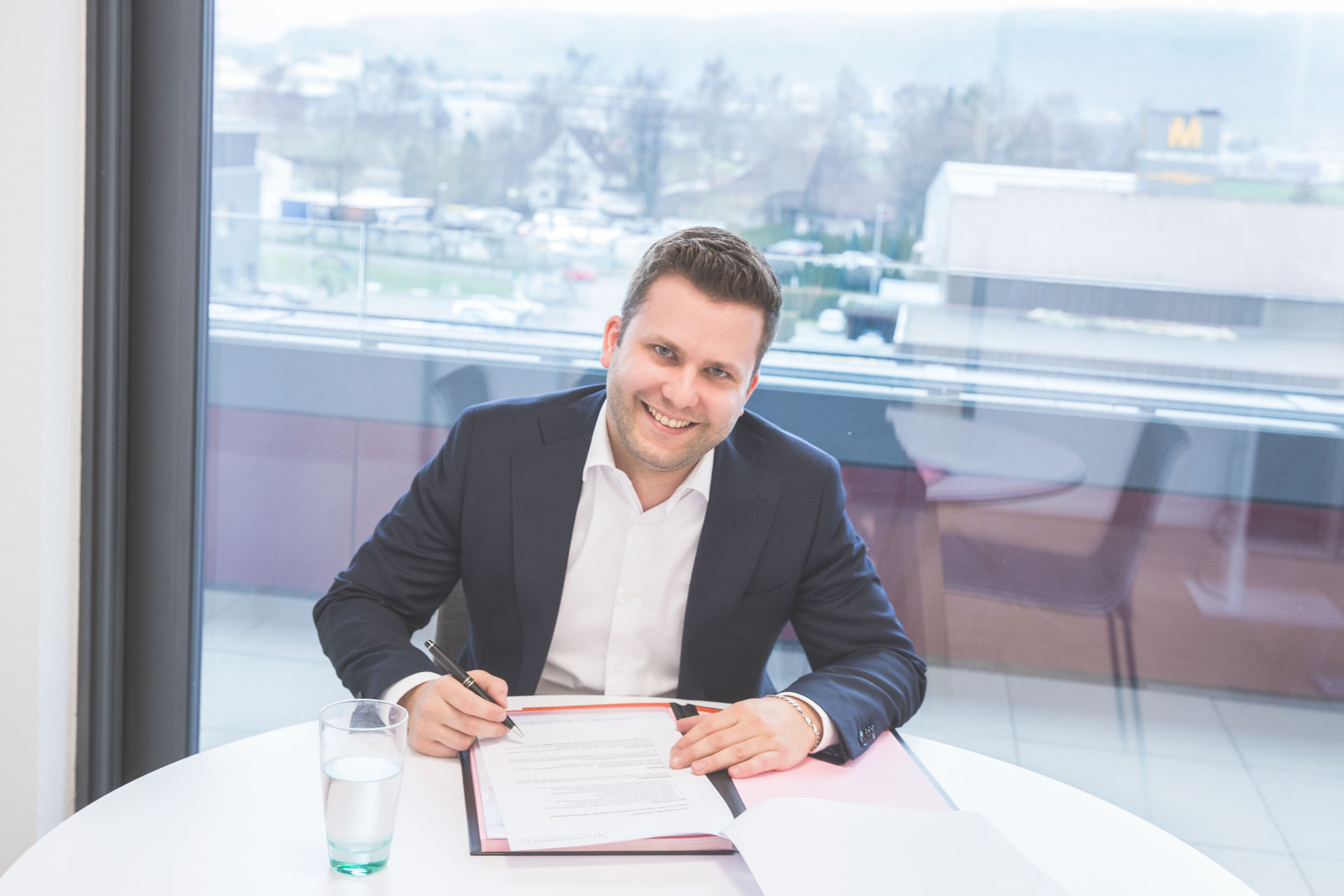 Andre Griesel Litrag und Partner AG