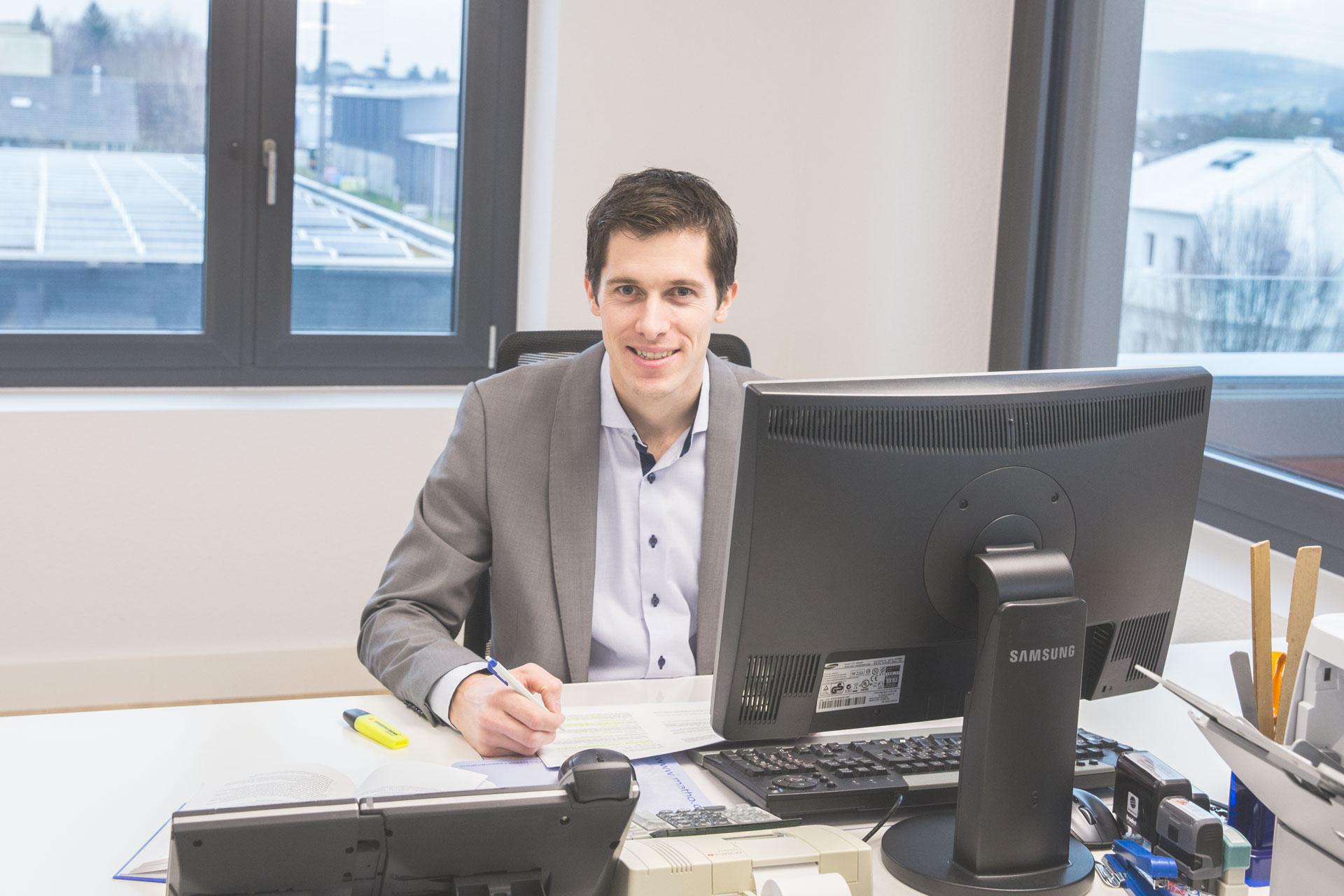 Christian Hufschmid Litrag und Partner AG
