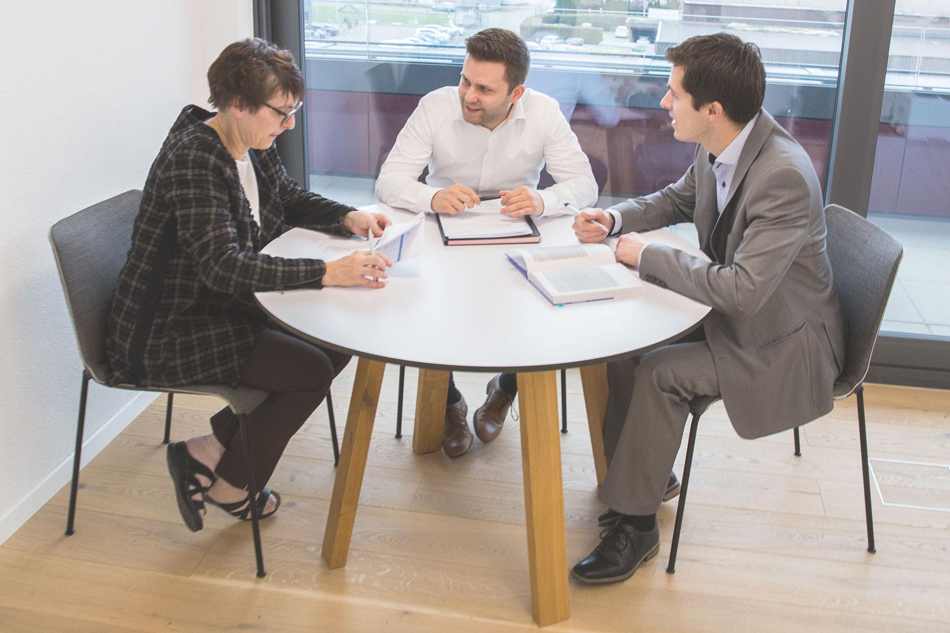 Meeting Litrag + Partner AG
