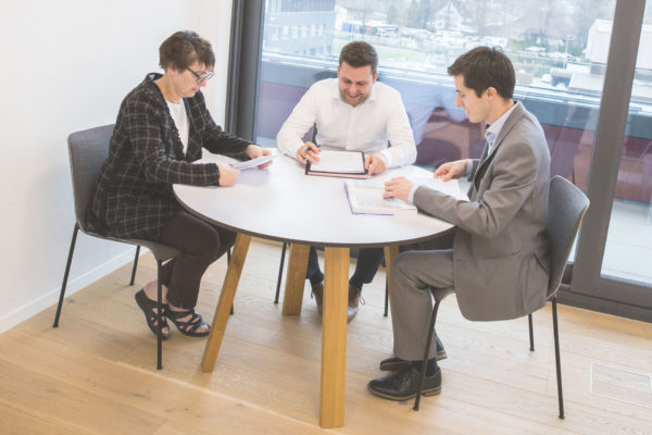 Meeting Litrag und Partner AG