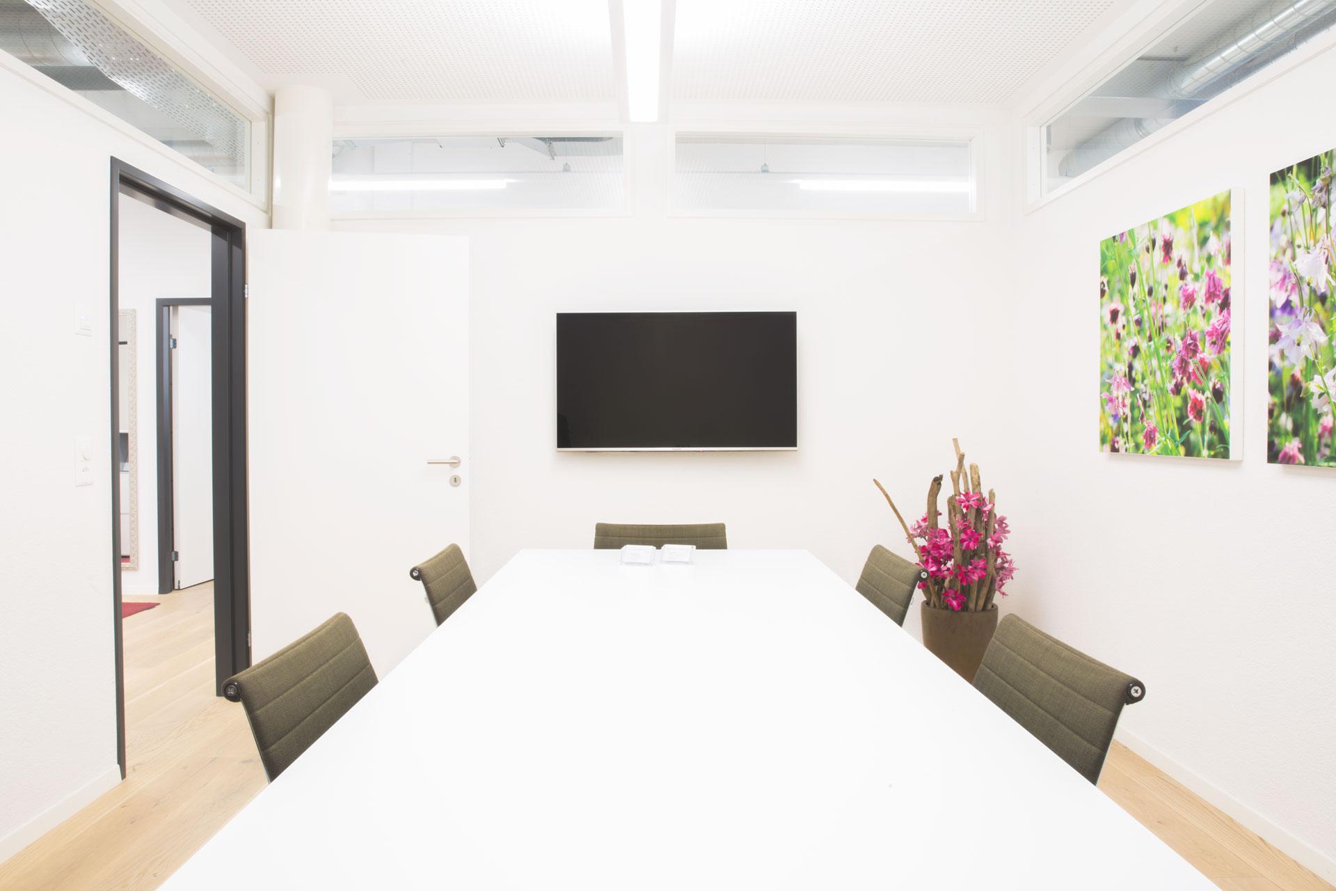 Sitzungszimmer Litrag _ Partner AG