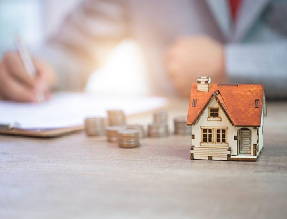 Hypotheken auf Renditeobjekten